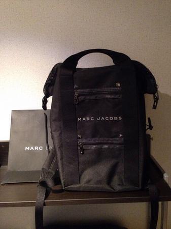 00cbee0124 機能性 マークジェイコブス バックパック ファッションブランド 機能美 30代女性 ママ おしゃれ